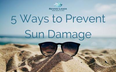 5 Simple Ways To Prevent Sun Damage