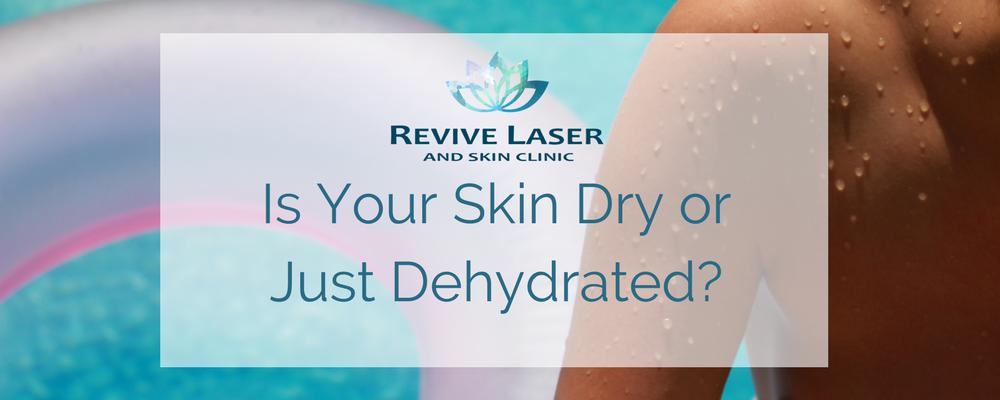 Understanding & Treating Your Dry Skin