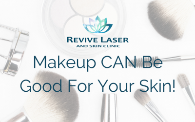 Makeup CAN Be Good For Your Skin!