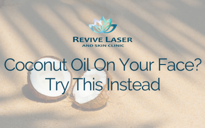 Using Coconut Oil On Your Face? Use This Instead…