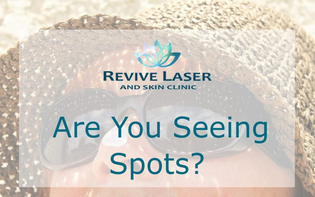 Are You Seeing Spots?