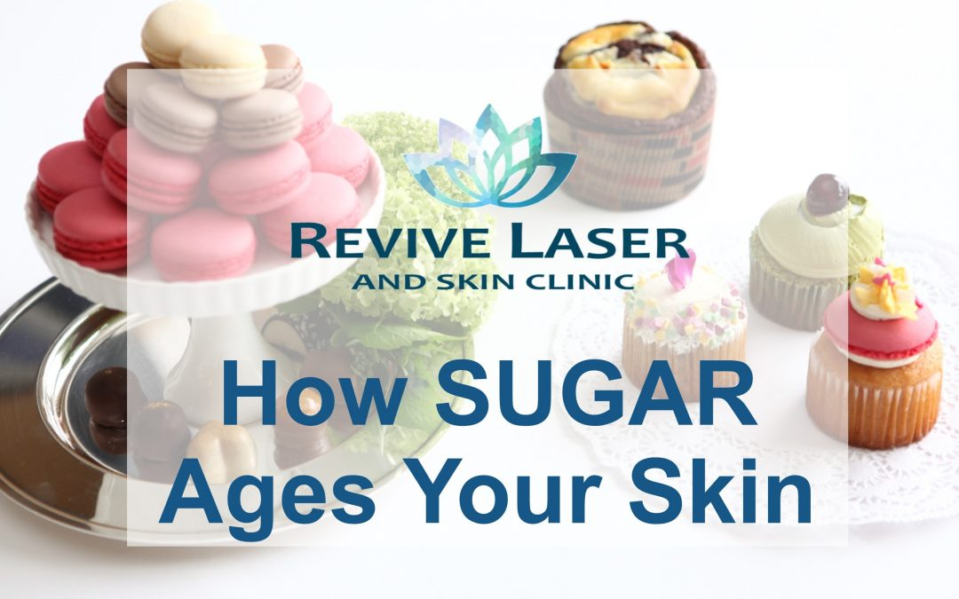 How SUGAR ages your skin