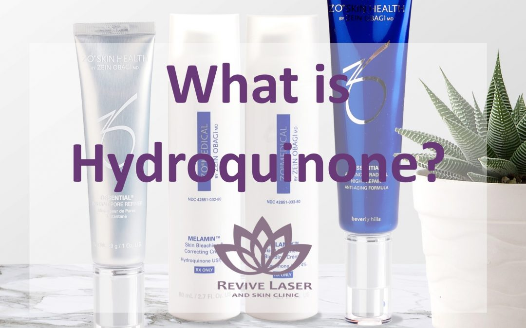 What is Hydroquinone?