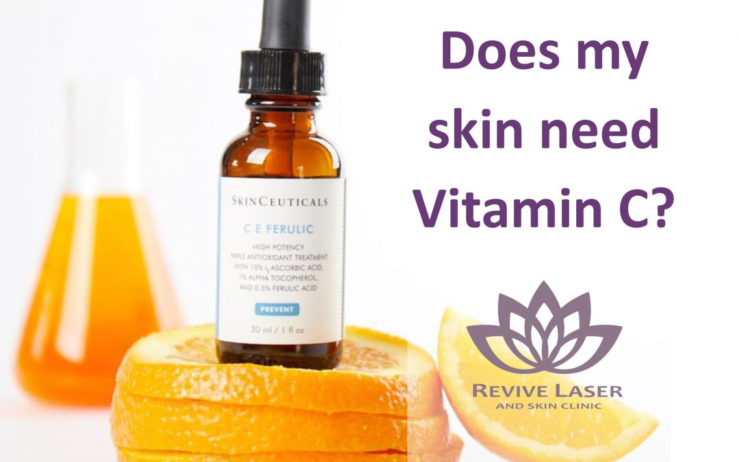 Does my skin need Vitamin C?