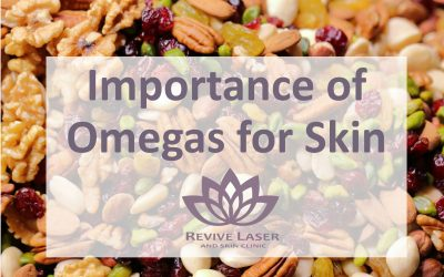 Importance of Omegas for Skin