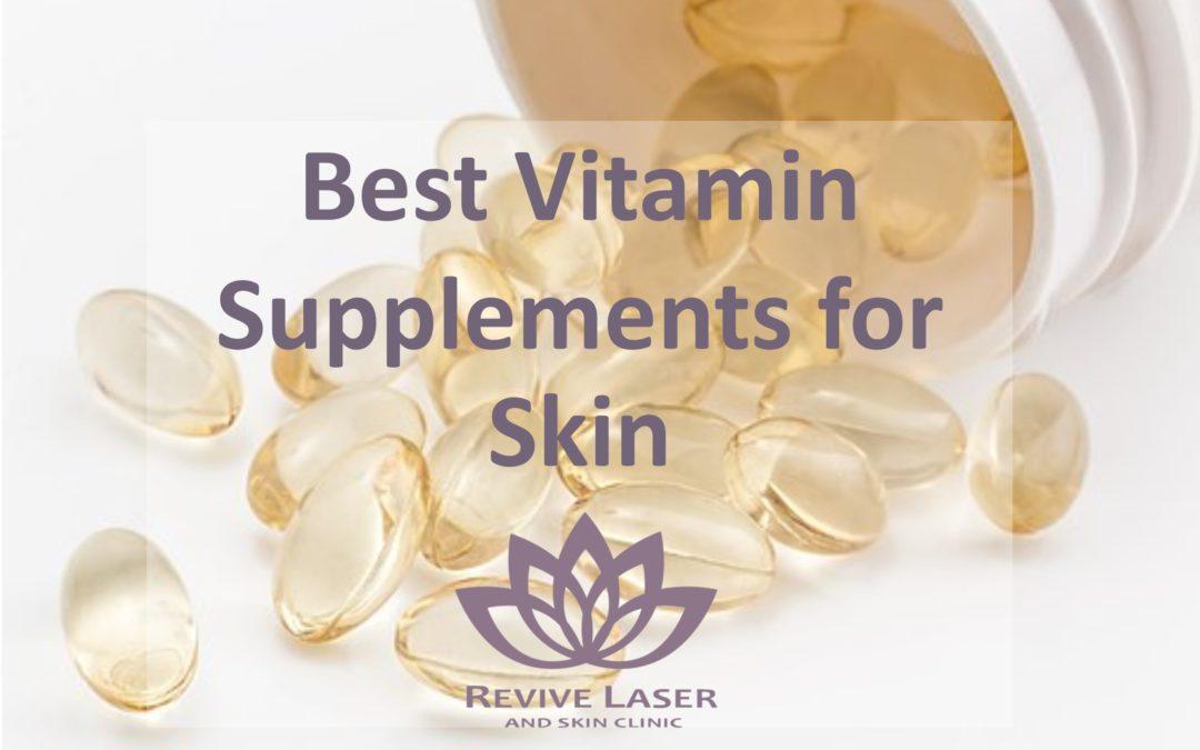 Best Vitamin Supplements for Skin